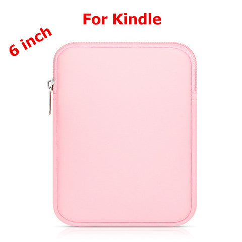 Image of BinFul Soft Tablet Liner Sleeve Pouch Bag for iPad Mini 1/2/3/4 Air 1/2 Cover Case for iPad Pro 9.7 New iPad 9.7 for Kindle 6