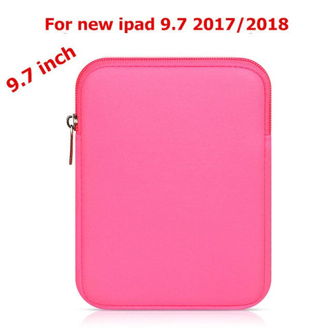 BinFul Soft Tablet Liner Sleeve Pouch Bag for iPad Mini 1/2/3/4 Air 1/2 Cover Case for iPad Pro 9.7 New iPad 9.7 for Kindle 6