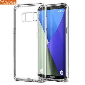 Silicon for samsung galaxy S3 S4 S5 mini S6 S7 Edge S8 S9 Plus J1 J3 J5 J7 A3 A5 2016 2017 A7 j1 J2 Note 8 Grand Prime Case