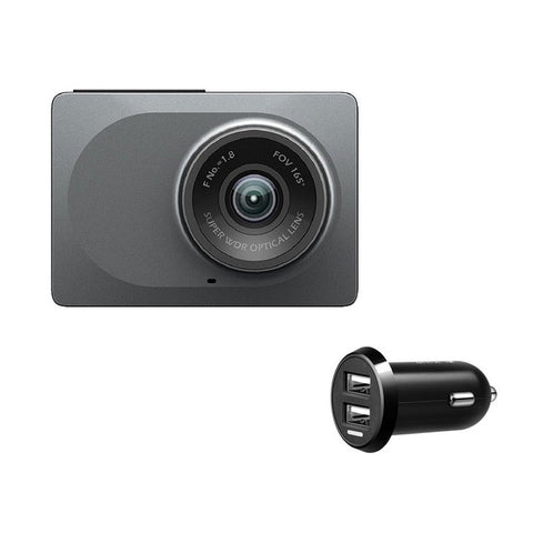 "Image of Cámara con tablero inteligente WiFi Para Carro Vision Nocturna HD 1080P 2.7 ""165 grados 60 fps"