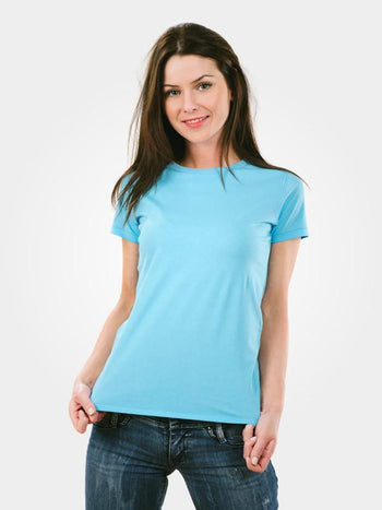 Blue Women Shirt