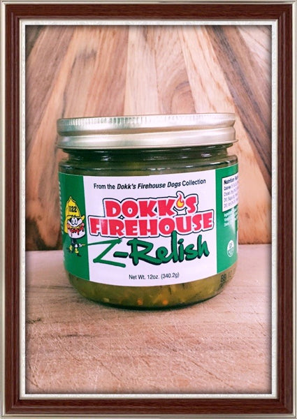 Dokk's Firehouse Z-Relish