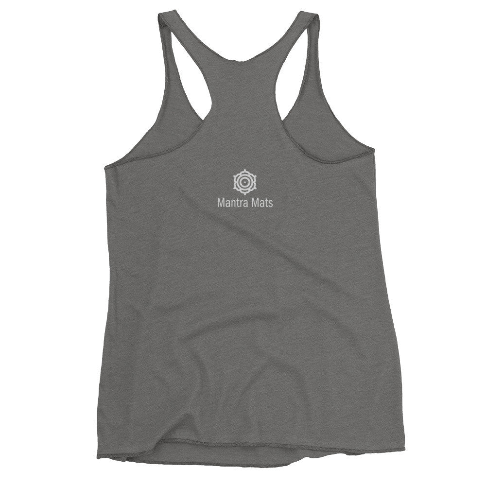 """Honor"" Tank Top in Heather Gray"