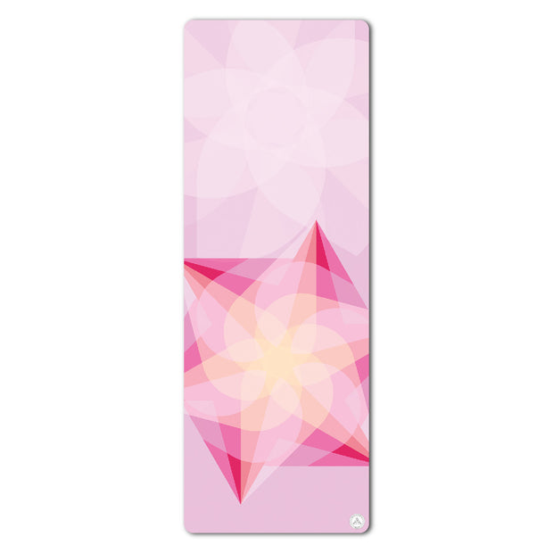 """Lotus"" - Hot Yoga Mat"