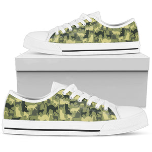 Cat Camouflage Shoes Limited Edition