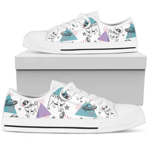Space Pugs Shoes Limited Edition