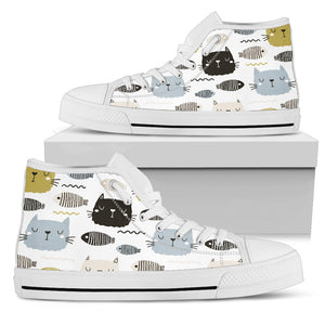 Cats and Fishes Shoes Limited Edition