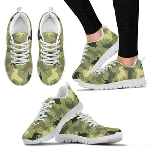 Dog Camouflage Sneakers Limited Edition