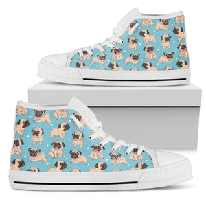 Cute Pugs Shoes Limited Edition