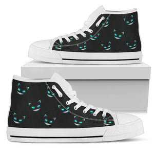 Disappearing Cat Faces Shoes Limited Edition