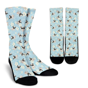 Cute Dogs Crew Socks Limited Edition