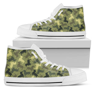 Dog Camouflage Shoes Limited Edition