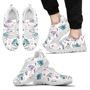 Space Pugs Sneakers Limited Edition