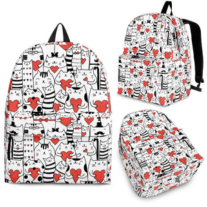 Lovely Cats Backpack Limited Edition