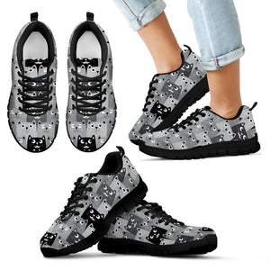 Cat Faces Sneakers Limited Edition