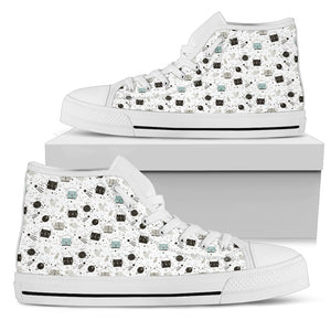 Space Cats Shoes Limited Edition