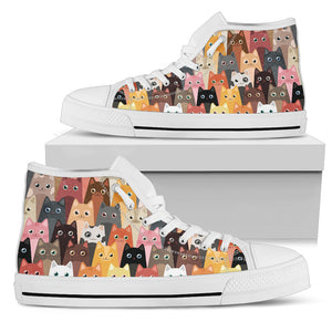 Cute Cats Shoe Limited Edition