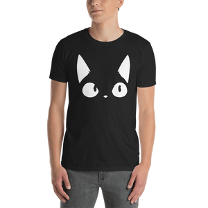 Cute Cat Face Unisex T-shirt