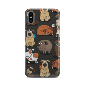 Cute Dogs Phone Case Limited Edition