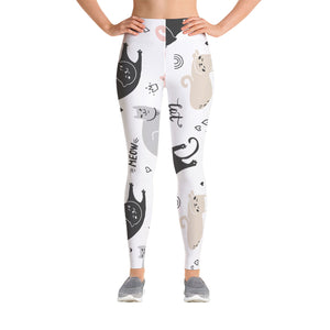 Cool Cat Fashion Leggings