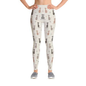 Cute Cats Fashion Leggings