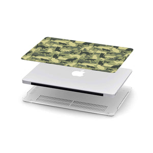 Cat Camouflage Macbook Case