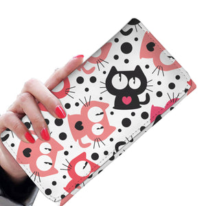 Cute Cats Womans Wallet