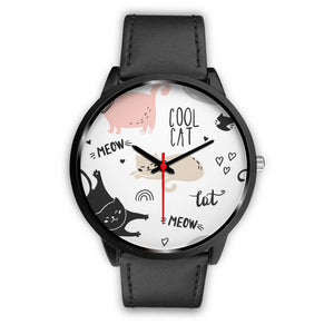 Cool Cats Black Watch