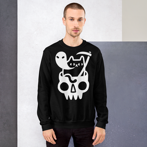 Doom Cat Crew Sweatshirt
