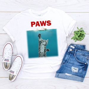 Cat Paws Unisex T-shirt