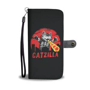 CatZilla Wallet Case
