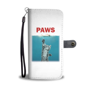 PAWS Wallet Case