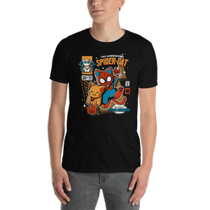 Spider Cat Unisex T-shirt