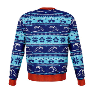 Surfing Swells Fashion Sweatshirt