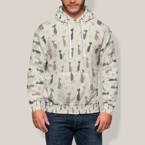 Cute Cats Hoodie Limited Edition