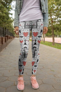 Lovely Cats Fashion Leggings