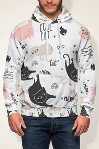 Cool Cats Hoodie Limited Edition