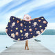Space Cats Beach Blanket