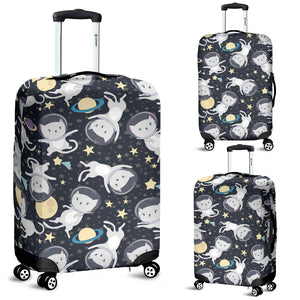 Space Cats Luggage Covers