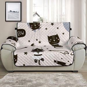 Space Cats Sofa Protector