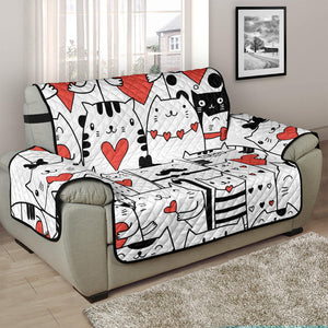 Lovely Cats Sofa Protector