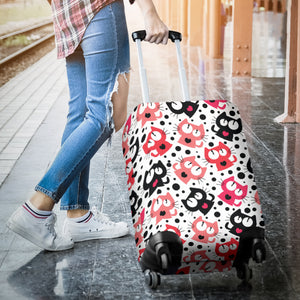 Funny Cats Luggage Covers