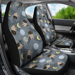 Space Cats Car Seat Covers