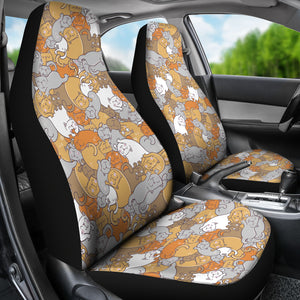 Sleep Cats Car Seat Covers