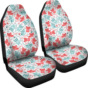 Lovely Cats Car Seat Covers