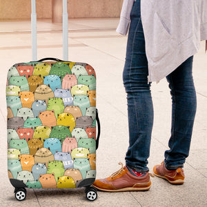 Cute Cats Luggage Covers