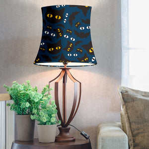 Bat Cat Drum Lamp Shade