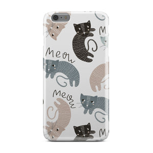 Meow Cats Phone Case