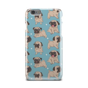 Cute Pugs Phone Case Limited Edition
