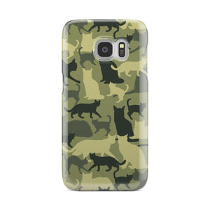 Cat Camouflage Phone Case Limited Edition